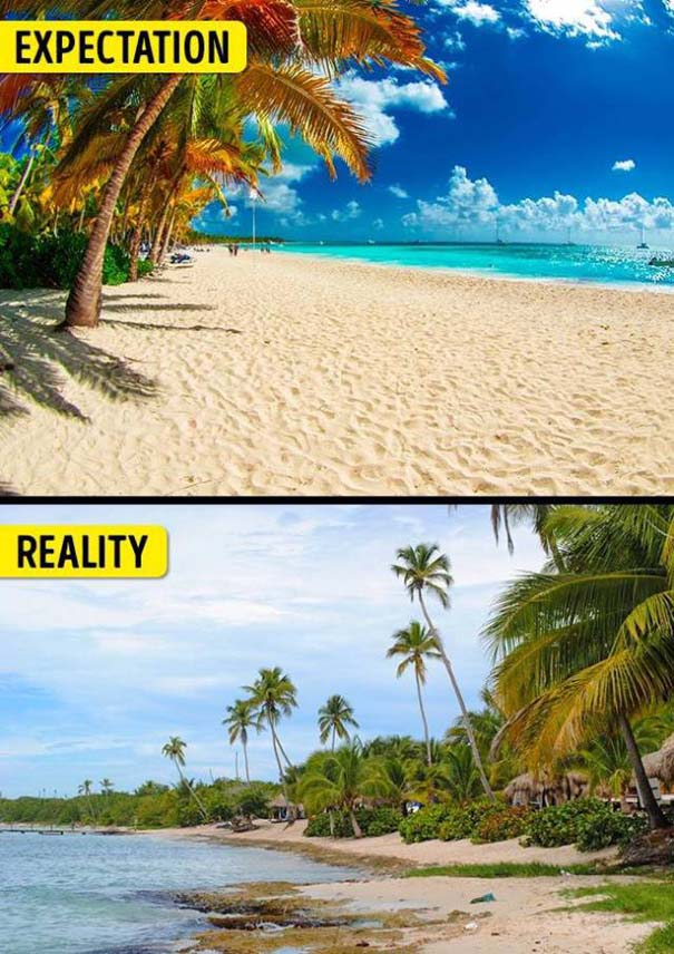 Διάσημα τουριστικά αξιοθέατα: Προσδοκίες vs πραγματικότητα (6)