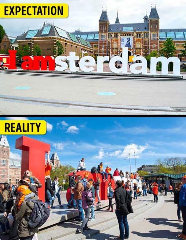 Διάσημα τουριστικά αξιοθέατα: Προσδοκίες vs πραγματικότητα (9)
