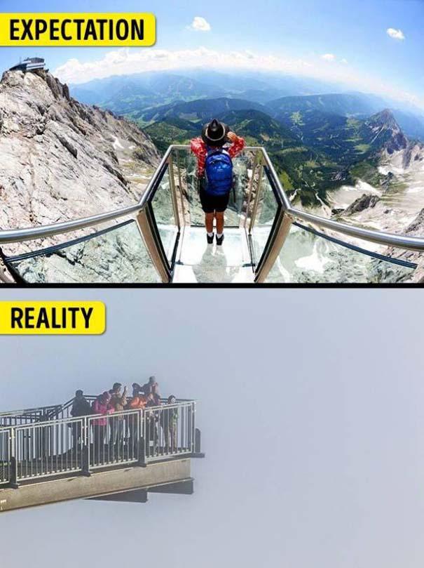 Διάσημα τουριστικά αξιοθέατα: Προσδοκίες vs πραγματικότητα (11)