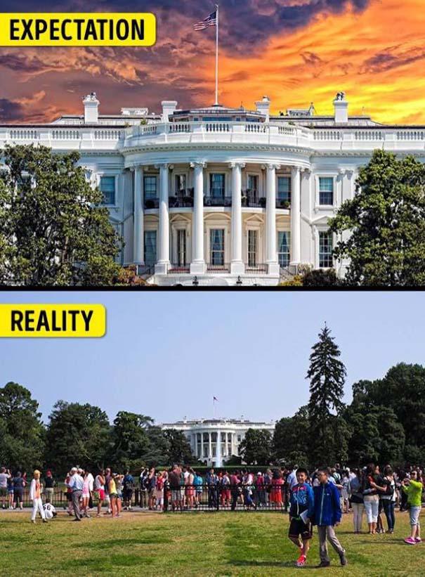Διάσημα τουριστικά αξιοθέατα: Προσδοκίες vs πραγματικότητα (12)