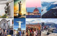 Διάσημα τουριστικά αξιοθέατα: Προσδοκίες vs πραγματικότητα