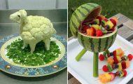Δημιουργικές περιπτώσεις στις οποίες το φαγητό έγινε παιχνίδι (28)