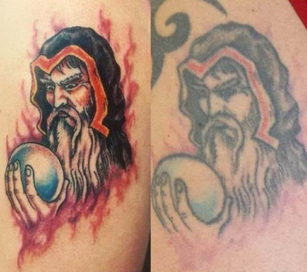 Φωτογραφίες δείχνουν πώς γίνονται τα τατουάζ μετά από καιρό (3)