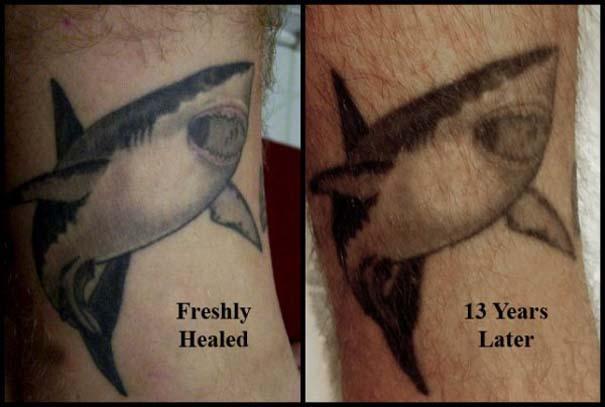 Φωτογραφίες δείχνουν πώς γίνονται τα τατουάζ μετά από καιρό (5)
