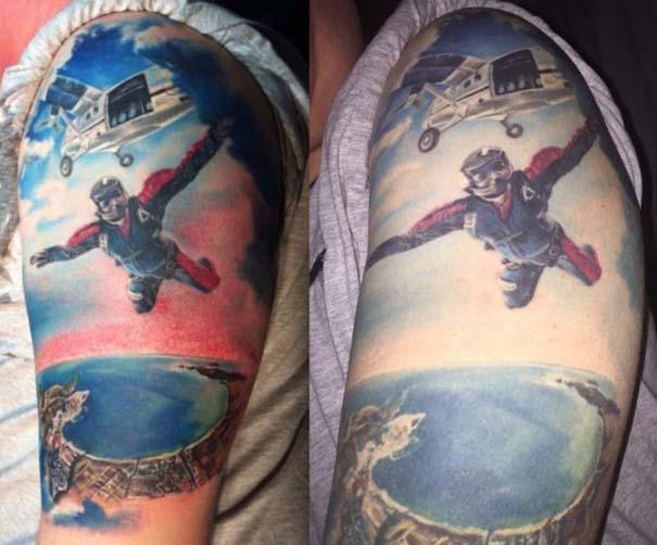 Φωτογραφίες δείχνουν πώς γίνονται τα τατουάζ μετά από καιρό (6)