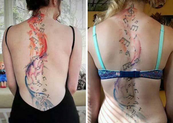 Φωτογραφίες δείχνουν πώς γίνονται τα τατουάζ μετά από καιρό (9)