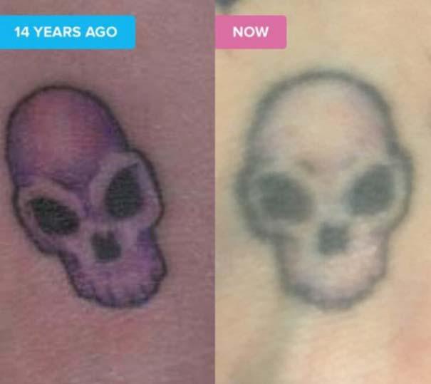 Φωτογραφίες δείχνουν πώς γίνονται τα τατουάζ μετά από καιρό (15)
