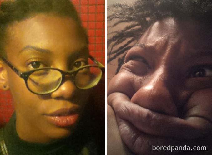 Φωτογραφίες που δεν θα πιστεύετε πως δείχνουν τις ίδιες γυναίκες (1)
