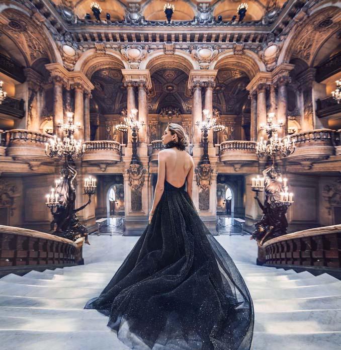 Φωτογραφίζοντας γυναίκες με φορέματα στα πιο όμορφα μέρη του κόσμου (5)