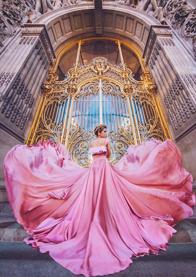Φωτογραφίζοντας γυναίκες με φορέματα στα πιο όμορφα μέρη του κόσμου (7)