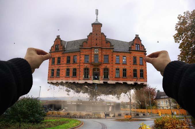 Καλλιτέχνης διασκεδάζει πειράζοντας την πόλη του με το Photoshop (3)