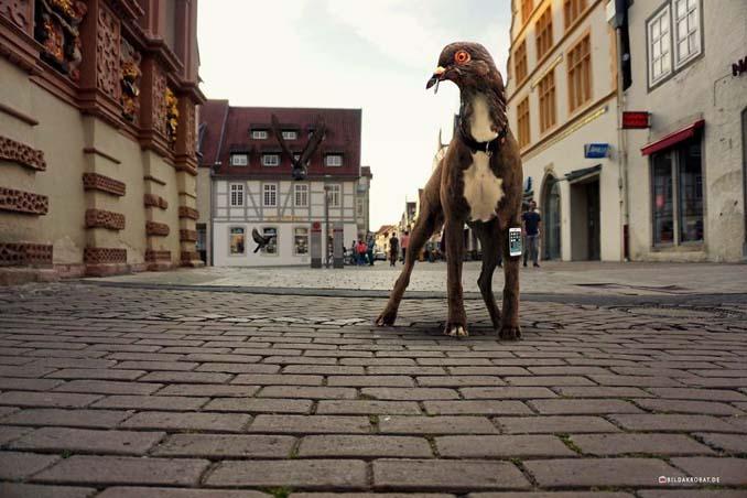 Καλλιτέχνης διασκεδάζει πειράζοντας την πόλη του με το Photoshop (5)