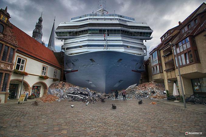 Καλλιτέχνης διασκεδάζει πειράζοντας την πόλη του με το Photoshop (12)