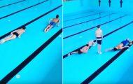 Κολυμπώντας χωρίς νερό