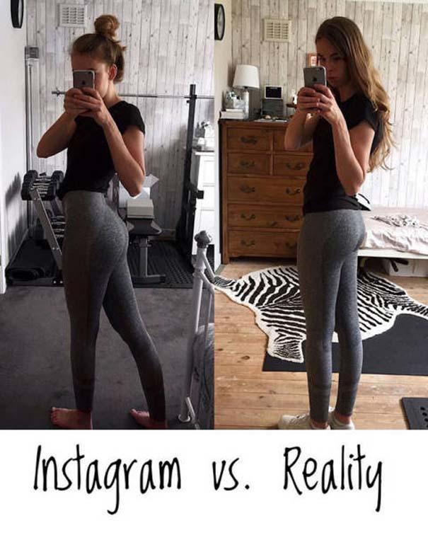 Τα κορμιά του Instagram και η εντελώς διαφορετική πραγματικότητα (1)