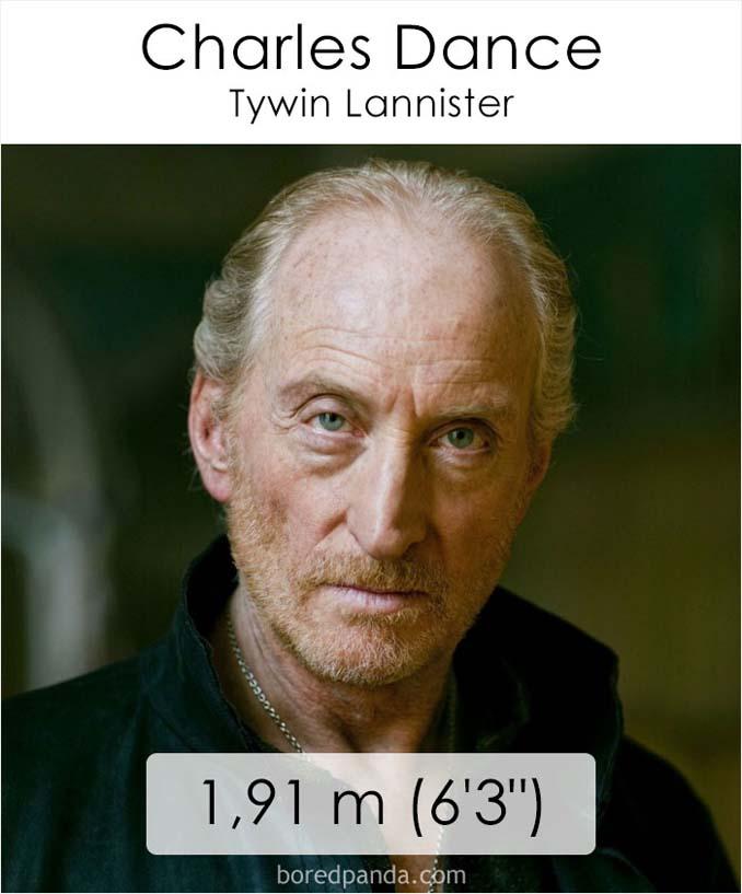 Η λίστα με το ύψος των ηθοποιών του Game of Thrones κρύβει πολλές εκπλήξεις (44)