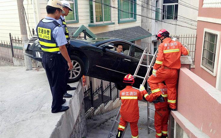Ασυνήθιστα τροχαία ατυχήματα #42 (1)