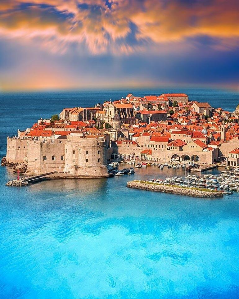 Στο παραμυθένιο Ντουμπρόβνικ της Κροατίας | Φωτογραφία της ημέρας