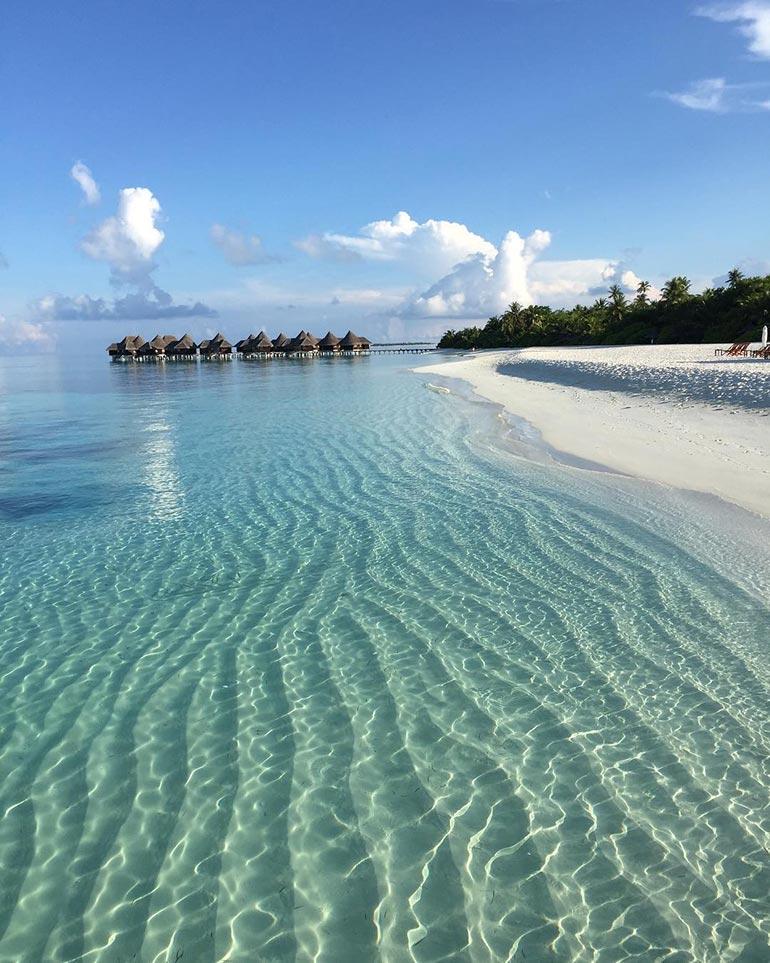 Κάπως έτσι μοιάζει μια παραλία που αγγίζει την τελειότητα | Φωτογραφία της ημέρας