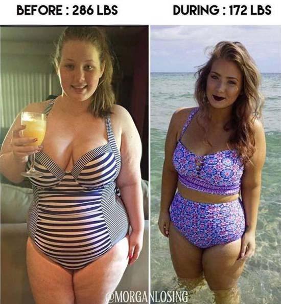 Προσπαθούσε για πολύ καιρό να χάσει κιλά… Αυτό που την βοήθησε τελικά ήταν το Instagram (6)