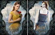 Σκύλος πρωταγωνιστεί σε αφίσες διάσημων ταινιών (1)