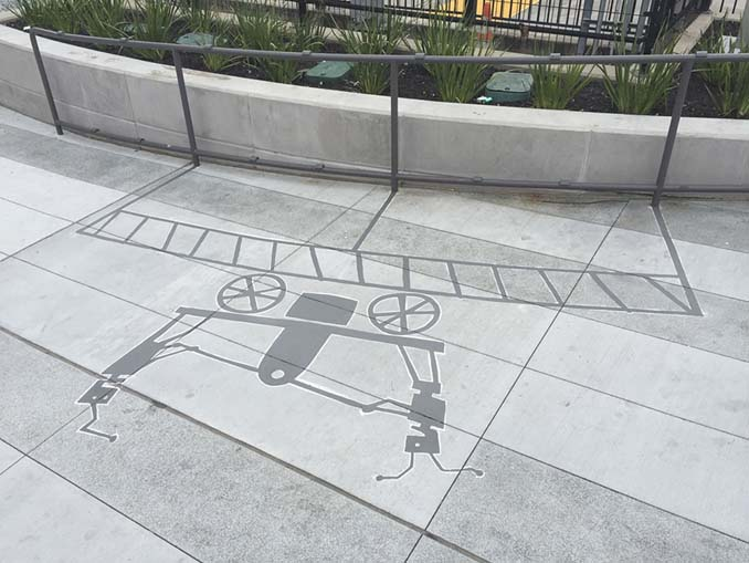 Street artist σχεδίασε ψεύτικες σκιές για να μπερδέψει τους περαστικούς (7)