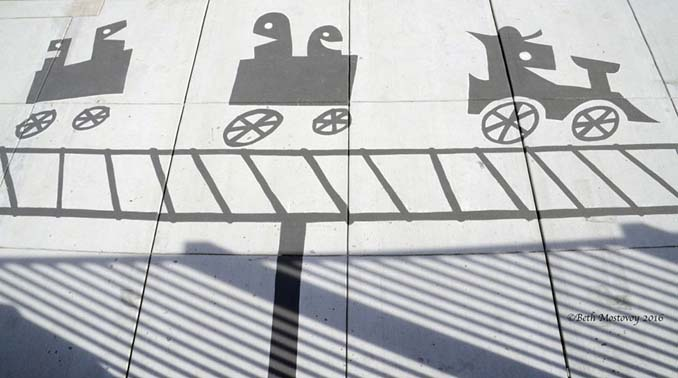 Street artist σχεδίασε ψεύτικες σκιές για να μπερδέψει τους περαστικούς (6)