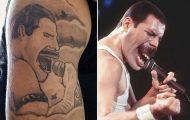 Φωτογραφίες που αποδεικνύουν πως τα τατουάζ με πρόσωπα δεν είναι και η πιο ασφαλής επιλογή (1)