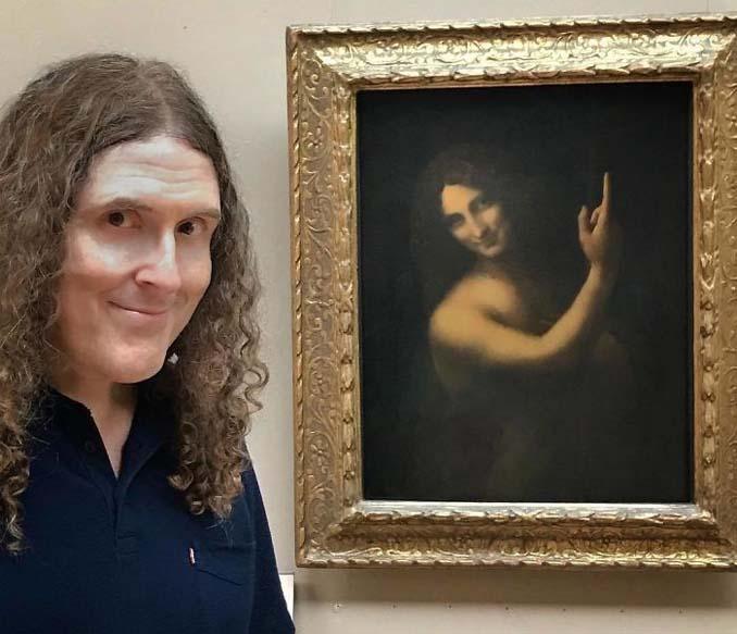 Άνθρωποι που βρήκαν τον σωσία τους σε έργα τέχνης (2)
