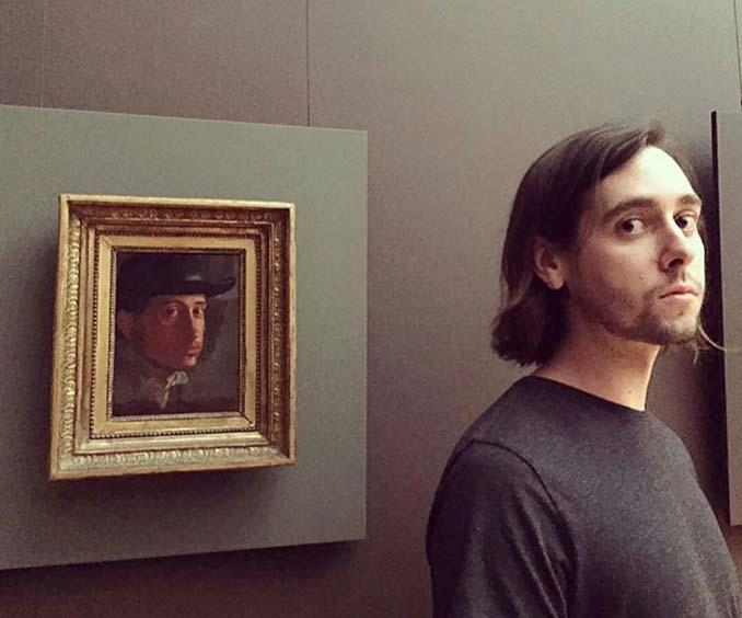 Άνθρωποι που βρήκαν τον σωσία τους σε έργα τέχνης (11)