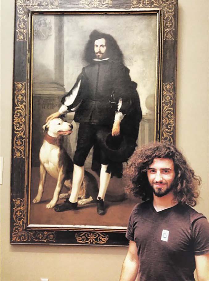 Άνθρωποι που βρήκαν τον σωσία τους σε έργα τέχνης (13)