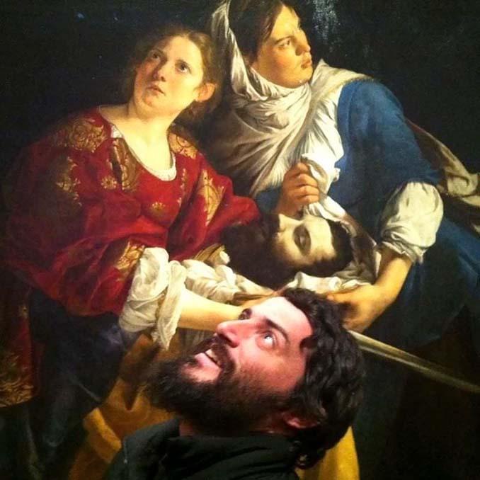 Άνθρωποι που βρήκαν τον σωσία τους σε έργα τέχνης (16)