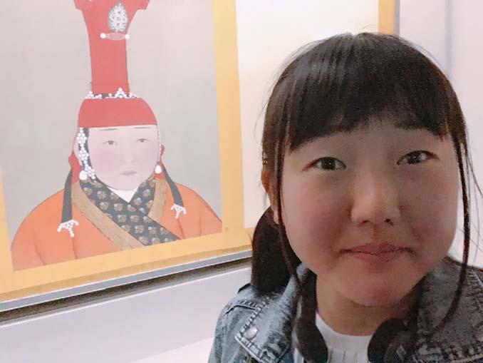 Άνθρωποι που βρήκαν τον σωσία τους σε έργα τέχνης (19)