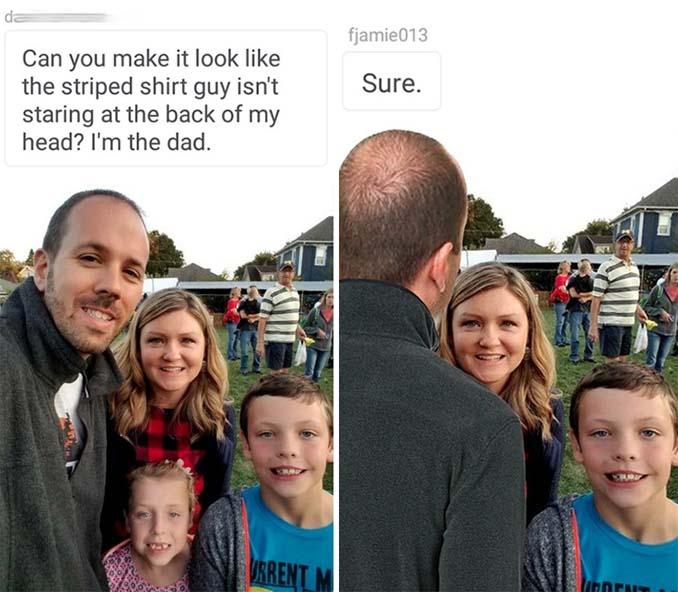 Αυτό συμβαίνει όταν ζητάς βοήθεια στο Photoshop από τον λάθος άνθρωπο #9 (19)