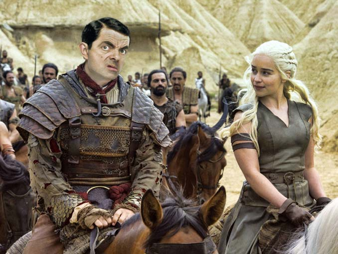Διάσημα πρόσωπα ως χαρακτήρες στο Game of Thrones (2)