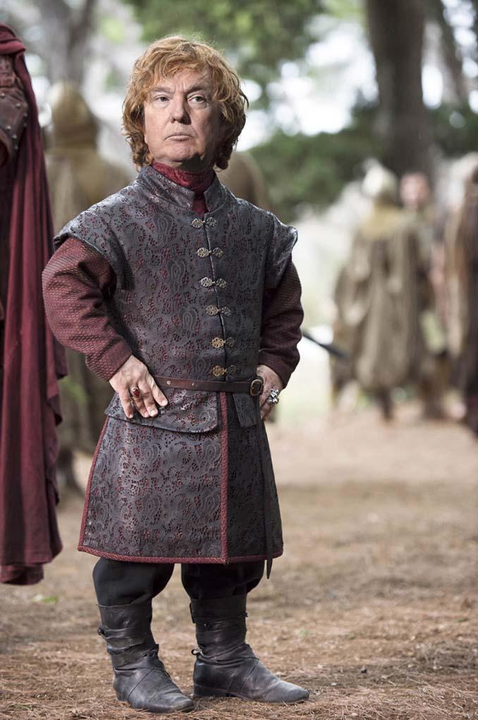 Διάσημα πρόσωπα ως χαρακτήρες στο Game of Thrones (4)