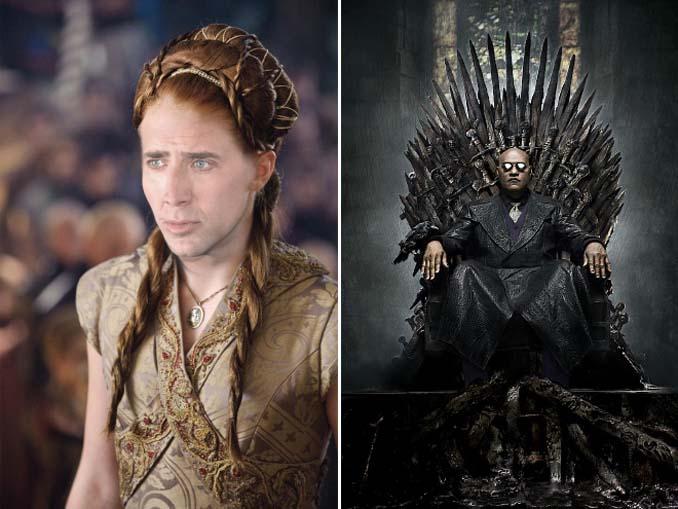 Διάσημα πρόσωπα ως χαρακτήρες στο Game of Thrones (7)