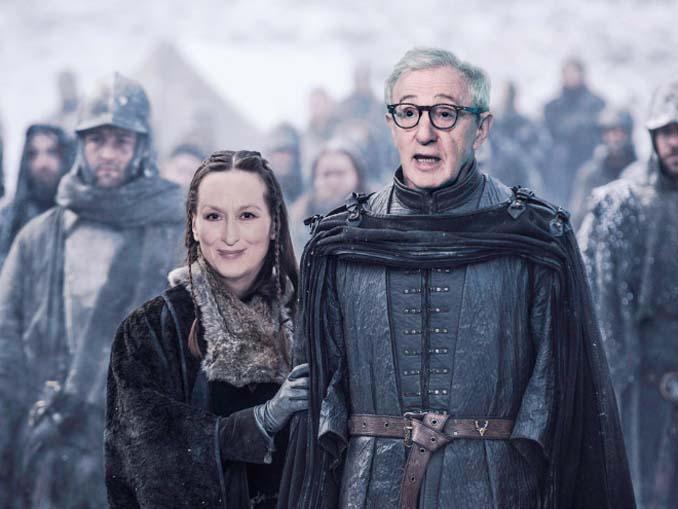 Διάσημα πρόσωπα ως χαρακτήρες στο Game of Thrones (10)