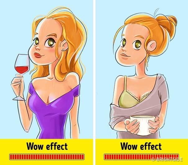 Ειλικρινή σκίτσα που κάθε γυναίκα με μεγάλο στήθος θα καταλάβει (16)