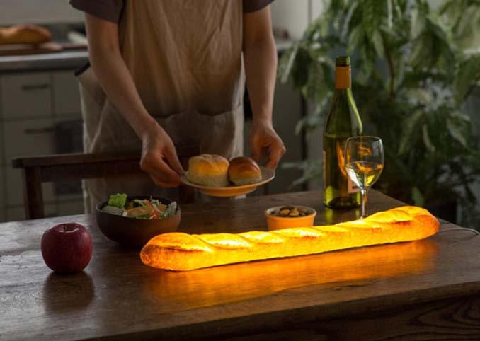 Φωτιστικά από ψωμί (11)