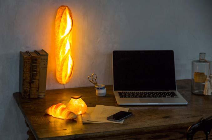 Φωτιστικά από ψωμί (12)