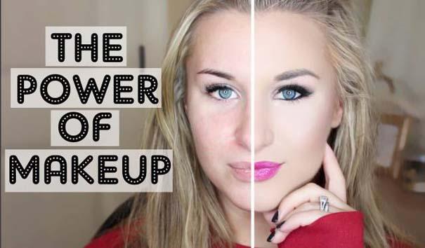 Φωτογραφίες πριν και μετά το μακιγιάζ που θα νομίζεις πως βλέπεις άλλον άνθρωπο (12)
