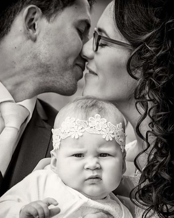 Ξεκαρδιστικές φωτογραφίες παιδιών σε γάμους (4)