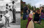 Ξεκαρδιστικές φωτογραφίες παιδιών σε γάμους (21)