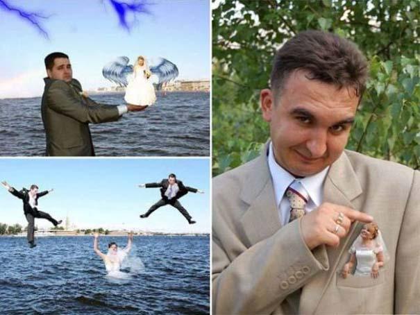 Κωμικοτραγικές γαμήλιες φωτογραφίες από τη Ρωσία (2)