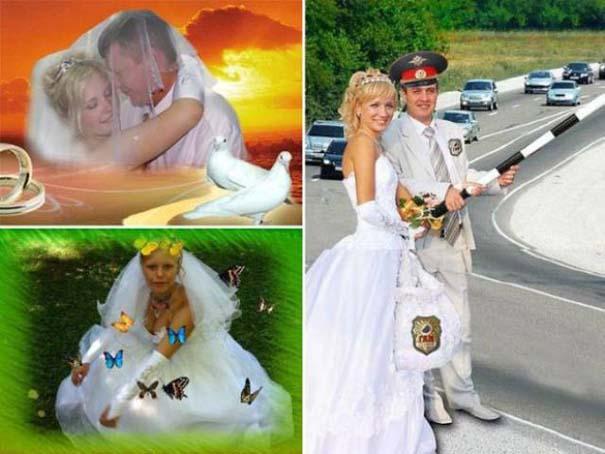 Κωμικοτραγικές γαμήλιες φωτογραφίες από τη Ρωσία (6)