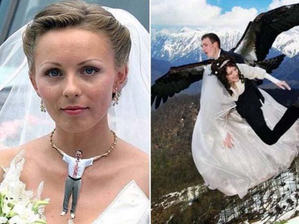 Κωμικοτραγικές γαμήλιες φωτογραφίες από τη Ρωσία (8)