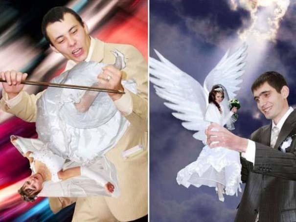 Κωμικοτραγικές γαμήλιες φωτογραφίες από τη Ρωσία (12)