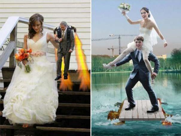Κωμικοτραγικές γαμήλιες φωτογραφίες από τη Ρωσία (13)