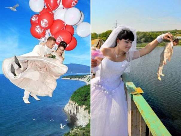 Κωμικοτραγικές γαμήλιες φωτογραφίες από τη Ρωσία (16)